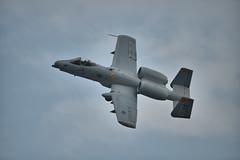 Airshow  -  A10 Warthog (Scott 97006) Tags: plane military a10 flying airshow warthog
