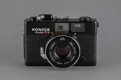 Konica Auto S3 (#Luis MA#) Tags: kiron kiron105 kiron105mmf28macro sonya7 sonyilce7 konica konicaautos3 hexanon hexanon38mmf18 camera cámara film filmcamera carrete analógica analog
