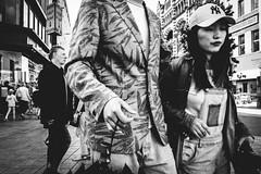 Street (MJ Black) Tags: liverpool liverpoolstreetphotography liverpoolchurchstreet mono monochrome monochromephotography merseyside north northwest people peoplephotography portrait portraits candid candidphotography canon80d canon 80d street streetphoto streetphotograph streetphotography streets streetscene streetportrait blackandwhite blackandwhitephotography bw bwphotography shadows shadow highcontrast f8 sigmaartlens sigma sigma1835 sigma1835mm 1835 19mm
