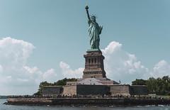 This used to be the beacon. (Lori Hillsberg) Tags: statueofliberty libertyisland nyc
