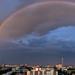 6 o'clock in the morning in Novosibirsk