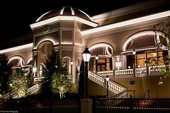 A sublime lighting at the Encore Casino (Thea Prum) Tags: encorecasino gatewaypark harborwalk nikon d750 sigma 50mm f14
