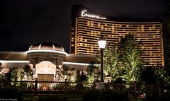 The sublime Encore nightscape.  A gambler's paradise. (Thea Prum) Tags: encorecasino bostonharborwalk nikon d750 sigma 50mm f14