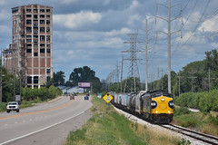 Heading for home (Robby Gragg) Tags: kjry fp9 1750 bartonville