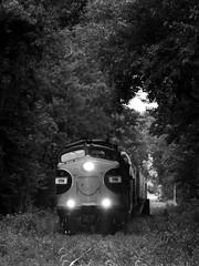 Vintage Shortline Railroading (Robby Gragg) Tags: kjry fp9 1750 mapleton