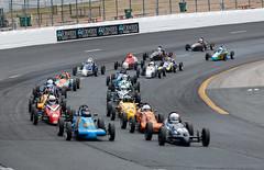 Formula Vee Race Start (Eric Kilby) Tags: scca nhms formulavee autosport motorsport racing fv