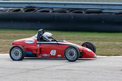 Formula Vee Car 49 (Eric Kilby) Tags: scca nhms formulavee autosport motorsport racing fv