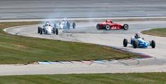 Formula Vee Car 46 Spin Out (Eric Kilby) Tags: scca nhms formulavee autosport motorsport racing fv