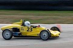 Formula Vee Car 23 (Eric Kilby) Tags: scca nhms formulavee autosport motorsport racing fv