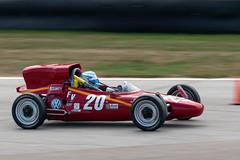 Formula Vee Car 20 (Eric Kilby) Tags: scca nhms formulavee autosport motorsport racing fv