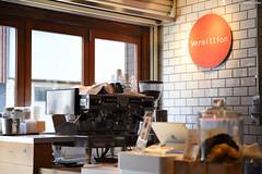 Vermillion - espresso bar & info・Kyoto city 【EXPLORED】 (Iyhon Chiu) Tags: 京都市 京都 伏見稲荷 伏見 日本 cafe vermillion espresso bar kyoto japan japanese fushimi カフェ coffeeshop coffee