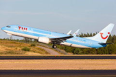 SE-RFX Boeing 737-8K5(WL) TUIfly Nordic (Andreas Eriksson - VstPic) Tags: serfx boeing 7378k5wl tuifly nordic