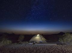 Cosmic Camping