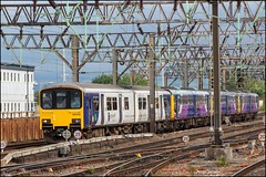Northern 150143 (Mike McNiven) Tags: arriva railnorth northern dmu diesel multipleunit pacer sprinter newtonheath newtonheathtmd tmd manchester piccadilly manchesterpiccadilly
