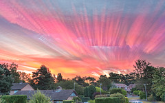Layers Of Dawn (nicklucas2) Tags: landscape cloud longexposure stack