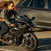 Tom Cruise filming Top Gun II