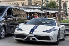 Ferrari 458 Speciale A (Alexandre Prevot) Tags: monaco mc voiture european cars automotive automobile exotics exotic supercars supercar worldcars auto car berline sport route transport déplacement parking luxe grandestsupercars ges montecarlo montecarlu 98000