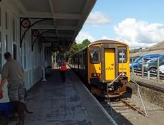 150248 Liskeard (3) (Marky7890) Tags: gwr 150248 class150 sprinter 2l87 liskeard railway cornwall cornishmainline train