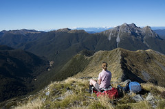 The Luna tops (Ruahine Tramper) Tags: newzealand tramping kahurangi mtpatriarch luna arthur range doc departmentofconservation