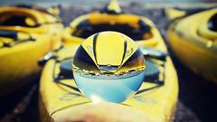 Explore (paul.wesson) Tags: bayoffundy day hopewellrocks landscape lensball lensballphotography outdoor tides worldshighesttides hopewellcape nb canada