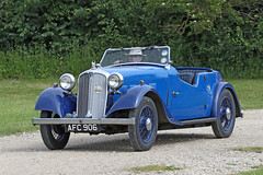 1934 Rover 12 (Roger Wasley) Tags: 1934 rover 12 afc906 toddington twelve classic car vehicle gloucestershire