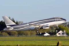 M-RBUS  A319-115(CJ) (n707pm) Tags: mrbus airbus a319 319cj executive corporate airport airplane aircraft einn snn coclare ireland 11052019 shannonairport cn3856 rineanna