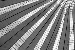 Sony Center # 5 (just.Luc) Tags: berlin berlijn allemagne deutschland duitsland germany architectuur architecture architektur arquitectura bn nb zw monochroom monotone monochrome bw europa europe