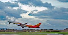BEIJING BOUND (fenaybridge) Tags: hainan airbus a330 manchester airport manchesterairport beijing
