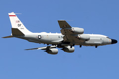 64-1846_01 (GH@BHD) Tags: 6414846 boeing b707 707 kc135 rc135 rc135v rivetjoint unitedstatesairforce rafmildenhall mildenhall usaf aircraft aviation airliner military