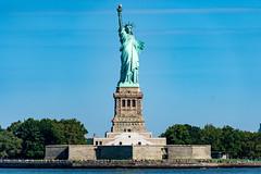 Statue of Liberty (thoth1618) Tags: ny nyc newyork newyorkcity newyorkharbor harbor statue lighthouse liberty enlightening world libertyenlighteningtheworld statueofliberty sculpture frédéric auguste bartholdi frédéricaugustebartholdi gustave eiffel gustaveeiffel manhattan island libertyisland