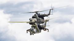 The Gunships (kamil_olszowy) Tags: mi24w mi24v ми24в hind mi171 ми171 czech air force 9869 7369 hip gunship helicopter siaf lzsl sliač 2019