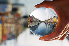 The World through my eyes (MRCPH) Tags: a6500 sony landscape light sky sea water landscapes photography harbour seascape denmark europe scandinavia buildings building architecture nyhavn travels traveling zeiss 70mm ngc serenity copenhagen serene colours color colour yellow blue boats ships boat ship glass ball eye world seascapes iconic worlds happiest nation beautiful beauty alpha summer clouds exposure pov zoom 1670z 1670 contrast bokeh image pictures picture photos photo hand clear lensball weather sun city capital colorful street wonderful scenic distortion uwa lens