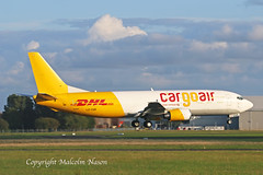 B737-448F LZ-CGR CARGO AIR\DHL (shanairpic) Tags: jetairliner cargo freighter b737 boeing737 shannon cargoair dhlaerlingus lzcgr eibxa