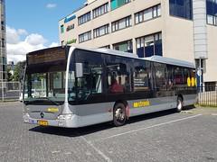 NLD Qbuzz 3134 ● Groningen Station (Roderik-D) Tags: qbuzz31003301 3134 bxfs60 groningenstation 426201 streeklijn50 streekbus überlandbus euro5 o530ü 2009 dieselbus mercedesbenz citaro2 savas bege 2axle 2doors ivu gorba gd2020 solobus