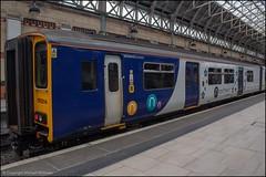 Northern 150214 (Mike McNiven) Tags: arriva railnorth northern dmu diesel multipleunit sprinter manchester manchesterpiccadilly piccadilly buxton benthamline dementiafriendly railway train