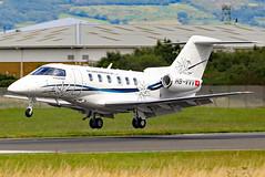 HB-VVV (GH@BHD) Tags: hbvvv pilatus pc24 pilatusflugzeugwerkeag belfastcityairport bhd egac belfast bizjet corporate executive aircraft aviation vip