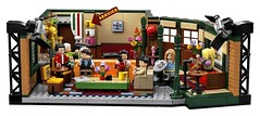 LEGO Ideas Reveals Friends Central Perk Set (fbtb) Tags: 21319 central perk
