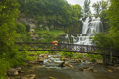 Chittenango (Matt Champlin) Tags: tbt thursday water waterfall waterfalls life nature landscape fun adventure hike hiking summer chittenangofalls ny canon 2019