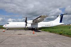 EI-SOP  Atr72-212(F)  ASL Ireland (n707pm) Tags: eisop atr atr72 aerospatiale freighter cargo airport airplane aircraft airline einn snn coclare ireland turboprop aslairlinesireland shannonairport cn583 rineanna