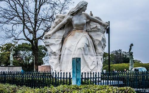 2019 - Japan - Nagasaki - Peace Park Maiden of Peace