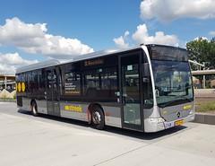 NLD Qbuzz 3134 ● Assen Station (Roderik-D) Tags: 3134 qbuzz31003301 mercedesbenz assenstation 426201 streekbus bxfs60 2doors 2axle überlandbus euro5 dieselbus o530ü citaro2 gd2020 solobus