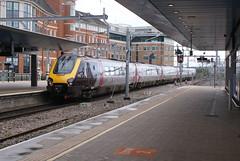 berks - cross country 221134 departs reading 07-8-19 JL (johnmightycat1) Tags: railway gwr berkshire reading