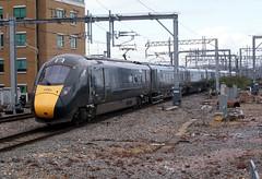 berks - gwr 800005 departs reading 07-8-19 JL (johnmightycat1) Tags: railway gwr berkshire reading