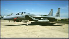 F15 C LN 86-0160 48TFW 493TFS Nancy juin 1998 (paulschaller67) Tags: f15 c ln 860160 48tfw 493tfs nancy juin 1998