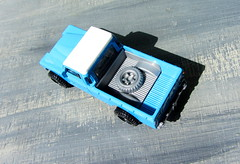 Hot Wheels HW HOT TRUCKS Land Rover Series III Pickup 2018 : Diorama Grand Theft Auto San Andreas Game Blueberry County Locals Only Backdrop Print Out - 15 Of 18 (Kelvin64) Tags: hot wheels hw trucks land rover series iii pickup 2018 diorama grand theft auto san andreas game blueberry county locals only backdrop print out