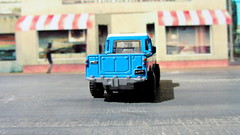 Hot Wheels HW HOT TRUCKS Land Rover Series III Pickup 2018 : Diorama Grand Theft Auto San Andreas Game Blueberry County Locals Only Backdrop Print Out - 11 Of 18 (Kelvin64) Tags: hot wheels hw trucks land rover series iii pickup 2018 diorama grand theft auto san andreas game blueberry county locals only backdrop print out