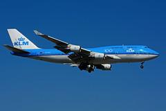 PH-BFI (KLM - 100) (Steelhead 2010) Tags: klm royaldutchairlines boeing b747 b747400 yyz phreg phbfi