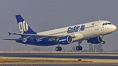 Go Air Airbus A320 VT-WAJ Bangalore (BLR/VOBL) (Aiel) Tags: goair airbus a320 vtwaj bangalore bengaluru canon60d tamron70300vc