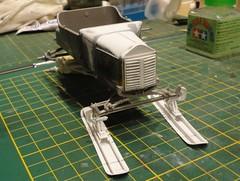dsc08029 (enrico_crespi) Tags: modellismo ford modelt e63 papermodel snowmobile