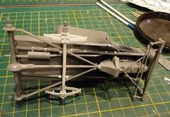 dsc08007 (enrico_crespi) Tags: modellismo ford modelt e63 papermodel snowmobile